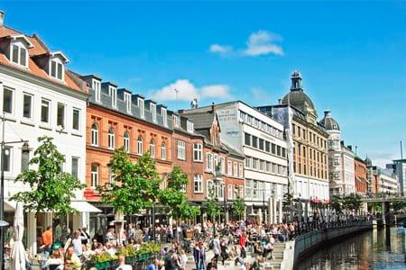Aarhus, åeen