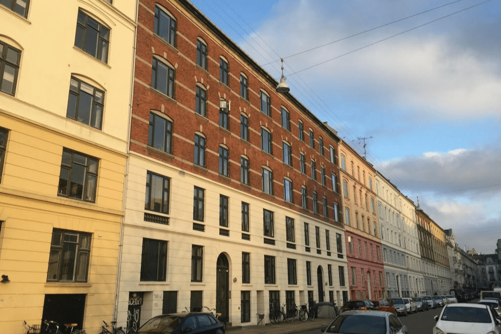 A/B Westend, Vesterbro